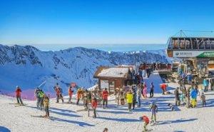 Курорты Кубани ожидают зимой более 1 млн туристов