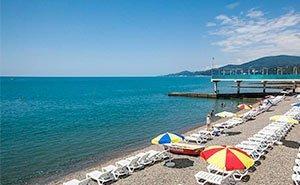 Власти Сочи требуют начинать подготовку пляжей к следующему сезону