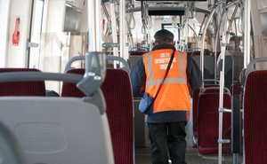 В Краснодаре задержан пассажир, контузивший кондуктора трамвая
