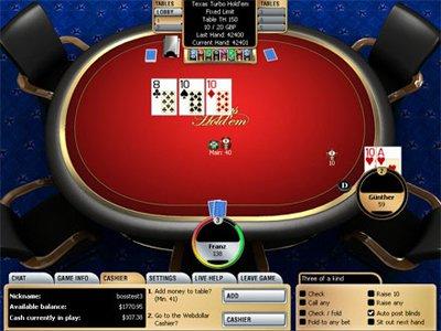 Как начать играть в онлайн покер