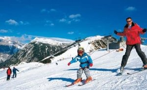 На горнолыжных курортах Сочи появятся специальные детские трассы