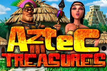 AZTEC TREASURE позволит найти золото ацтеков