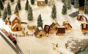 В Краснодаре можно увидеть самую большую в России пряничную деревню