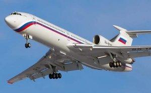 Названы возможные причины авиакатастрофы Ту-154 над Чёрным морем