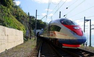 Москву с Сочи и Крымом свяжет высокоскоростная железная дорога