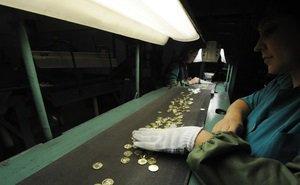 К XIX Всемирному фестивалю молодёжи Центробанк отчеканит серебряные монеты