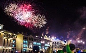 В Сочи на Рождество будет фейерверк и лазерное шоу
