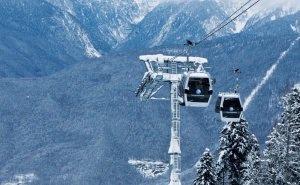 На подъёмники в Сочи с начала января продано более 100 тыс. ски-пассов