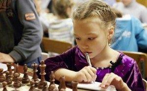У 90 первоклассников краснодарской школы есть уроки шахмат