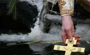 Православные верующие Кубани отметили Крещение
