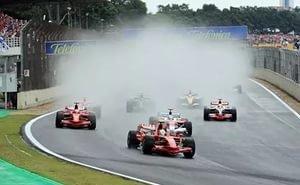 Рост скорости болидов «Формулы-1» повлёк модификацию систем безопасности