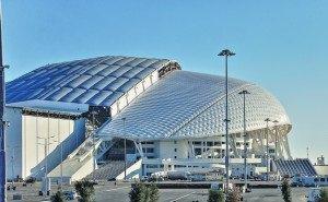 Стадион «Фишт» в Сочи должен быть сдан к 1 марта