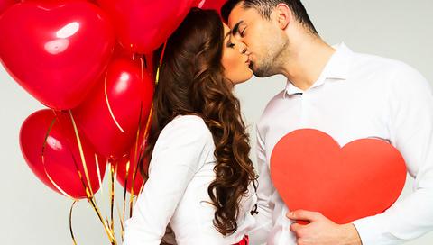 Как интересно отметить день влюбленных?