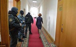 В администрации Краснодарского края прошли обыски