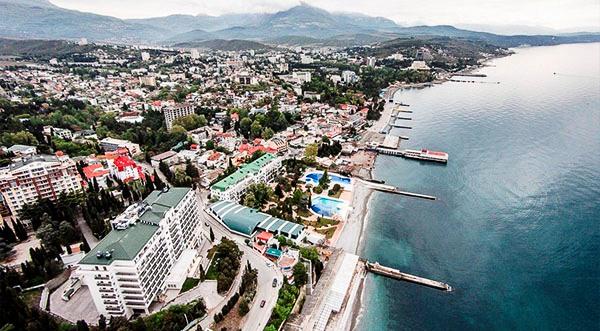 А вы бывали на Южном берегу Крыма?