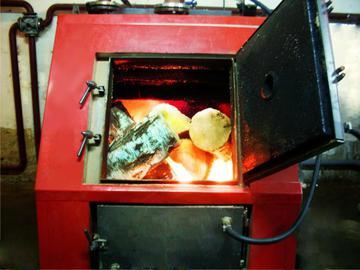 Установка котла на твердом топливе: плюсы и минусы