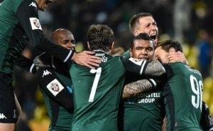 Дебютный гол Клаэссона помог «Краснодару» одолеть «Фенербахче» в Лиге Европы