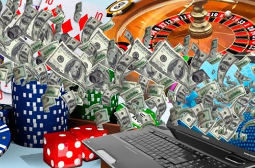 Игровые автоматы в казино онлайн