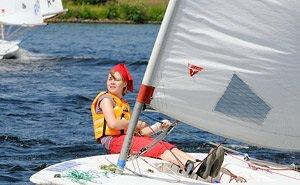 Родители юных яхтсменов «отвоевали» Краснодарское водохранилище