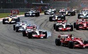 Россия продлила контракт на проведение «Формулы-1»