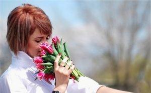 Жительницы Кубани принимают поздравления