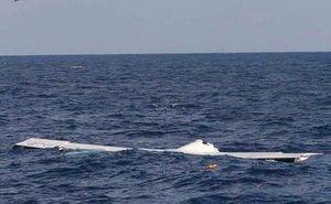Разбившийся Ту-154 в море не падал?