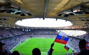 Сборную России освистали в Краснодаре
