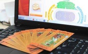 На матч-открытие «Фишта» билеты продают втридорога