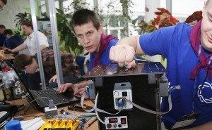 В Сочи стартовала Всероссийская инженерная олимпиада школьников