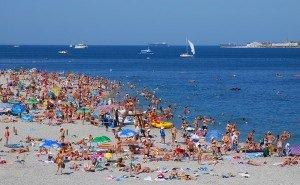 900 тыс. кв. метров пляжей готовят на Кубани к лету