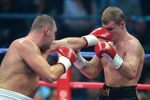 Использование допинга в боксе