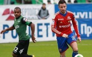 ЦСКА не удалось обыграть «Краснодар»