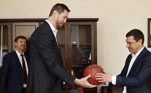 В Краснодаре появится баскетбольная школа