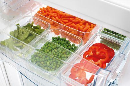 Шкафы морозильные: продукты сохраняют свежесть