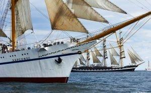 В Сочи проходит выставка яхт