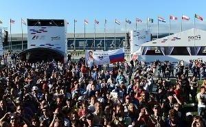 На «Формуле-1» в Сочи — аншлаг