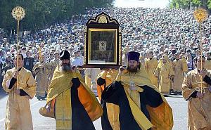 На Кубани пройдёт Крестный ход, самый длинный за всю историю края
