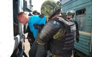 В Краснодаре прошли учения по подавлению бунта заключённых