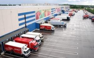 Доставка товаров в торговые сети