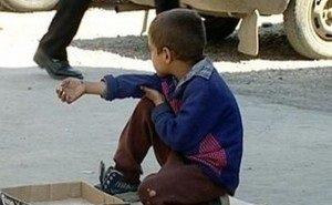В Краснодарском крае больше 200 детей стоят на учёте за попрошайничество
