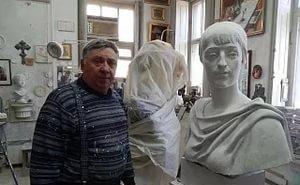 На Кубани в ДТП трагически погиб знаменитый скульптор Александр Аполлонов