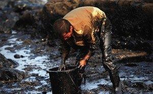 Разлив нефтепродуктов в Кущёвском районе приведёт к гибели птиц и животных