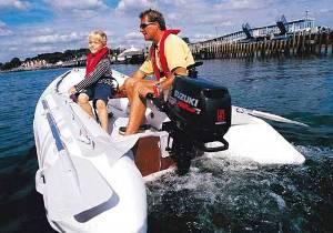 Как перевезти лодочный мотор