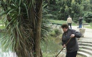 Центром проведения эко-акции в Сочи стал парк «Южные культуры»