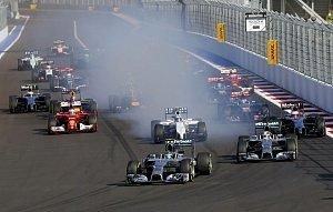 «Центр «Омега» организовывать гонки «Формулы-1» в Сочи больше не будет