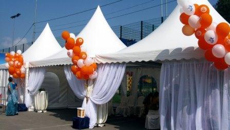 Тентовые конструкции, шатры в аренду - для любого мероприятия
