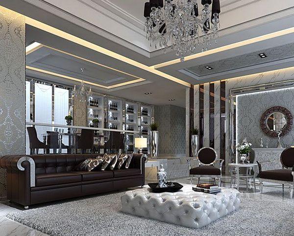 Преимущества профессионального дизайна квартир
