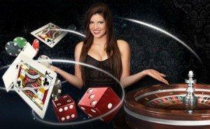 Онлайн-казино дарит шанс на выигрыш денег