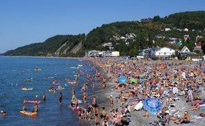 Стоимость посещения пляжей в Сочи зависит от района