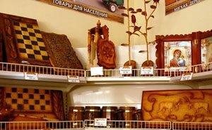 В Краснодаре открылся магазин сувениров, сделанных руками заключённых